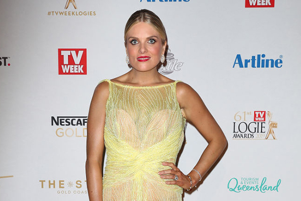 Erin Molan responds after Daily Mail hits out at 'fashion fail'