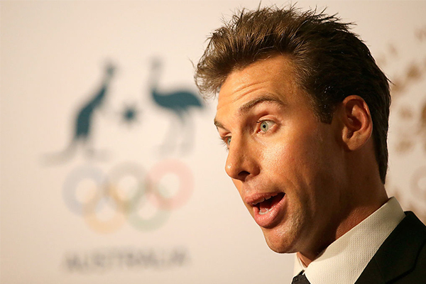 Article image for 'I've never, ever failed a drug test': Grant Hackett rejects Sun Yang comparison