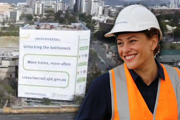 Article image for 'Sack her!': Calls mounting for QLD Deputy Premier to be axed