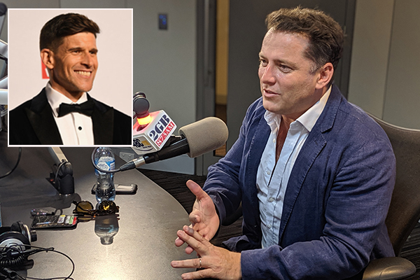 Osher Günsberg publicly reveals latest mental health battle to close friend Karl Stefanovic