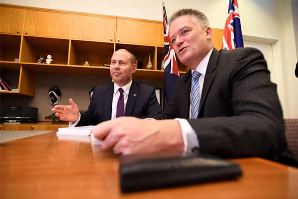 Article image for Government promises bigger tax refund next week if new laws pass