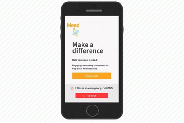 Article image for The genius new app helping the homeless off the streets