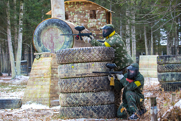 Minister says new paintball age limit eliminates 'nanny state'