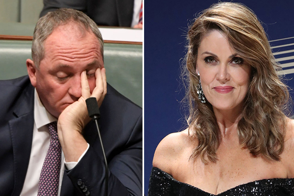 'Stop whingeing': Peta Credlin calls out Barnaby Joyce