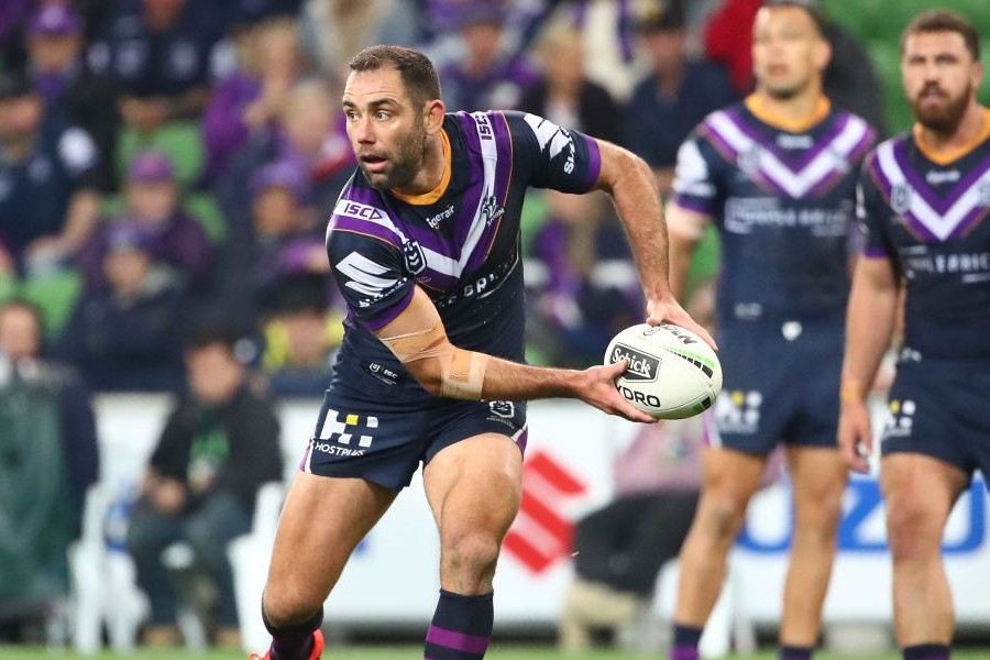 Article image for Bob Fulton pays tribute to Cameron Smith