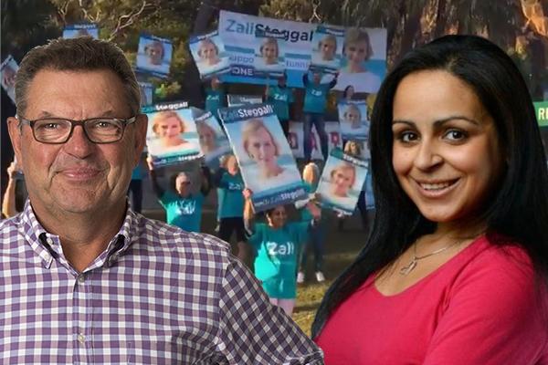 Zali Steggall taken to task over maiden speech on climate change