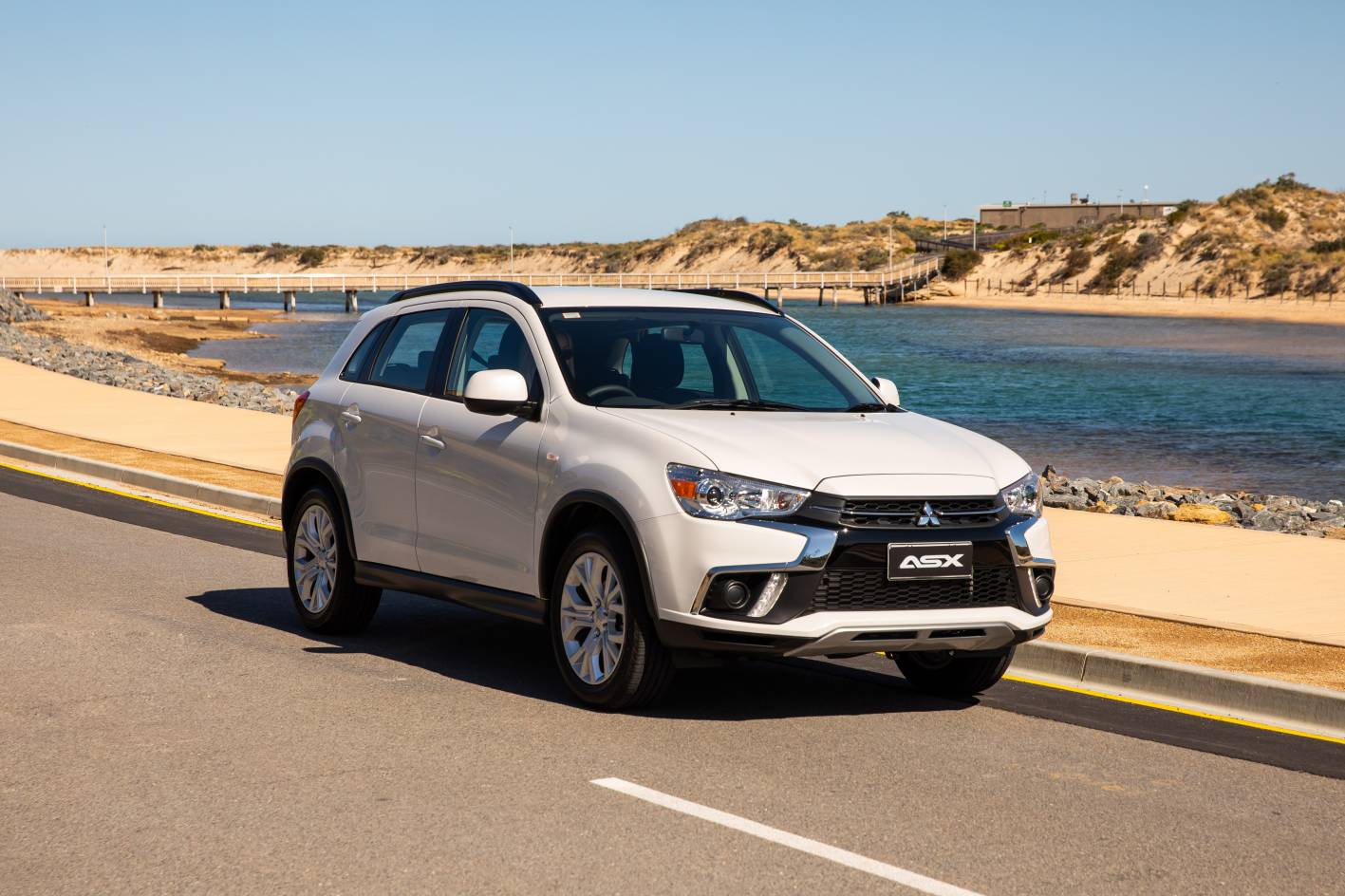 Mitsubishi's ASX SUV – our top-selling small SUV by a country mile