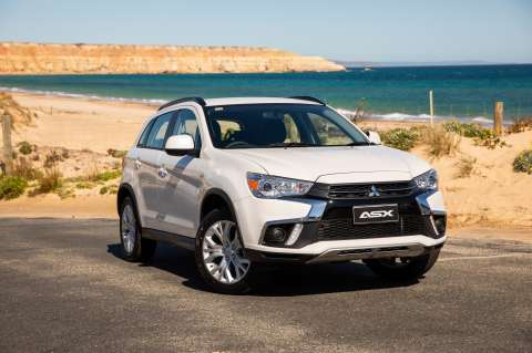 Mitsubishi's ASX has been around for some time but remains the value buy small SUV.