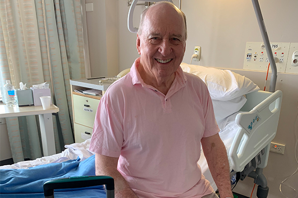 Article image for A message from Alan Jones on his health
