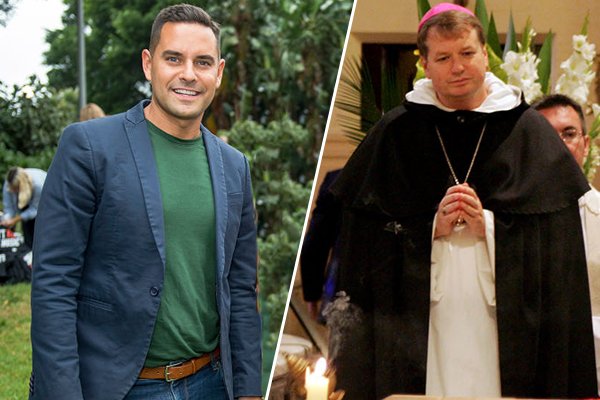 Article image for Abortion debate: The politician vs. the priest
