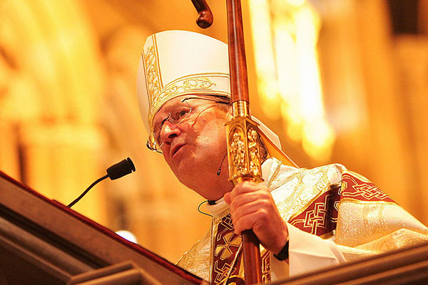 Archbishop warns Australia's democracy is at risk