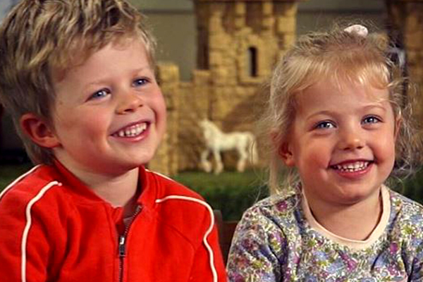Article image for WATCH | Ben Fordham's interview with his kids doesn't go quite to plan