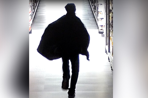 Article image for Police hunting caped bandit targeting regional town