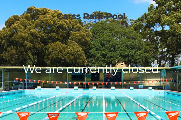 Article image for 'I will go to my grave': Mayor promises to save Australia's most iconic pool