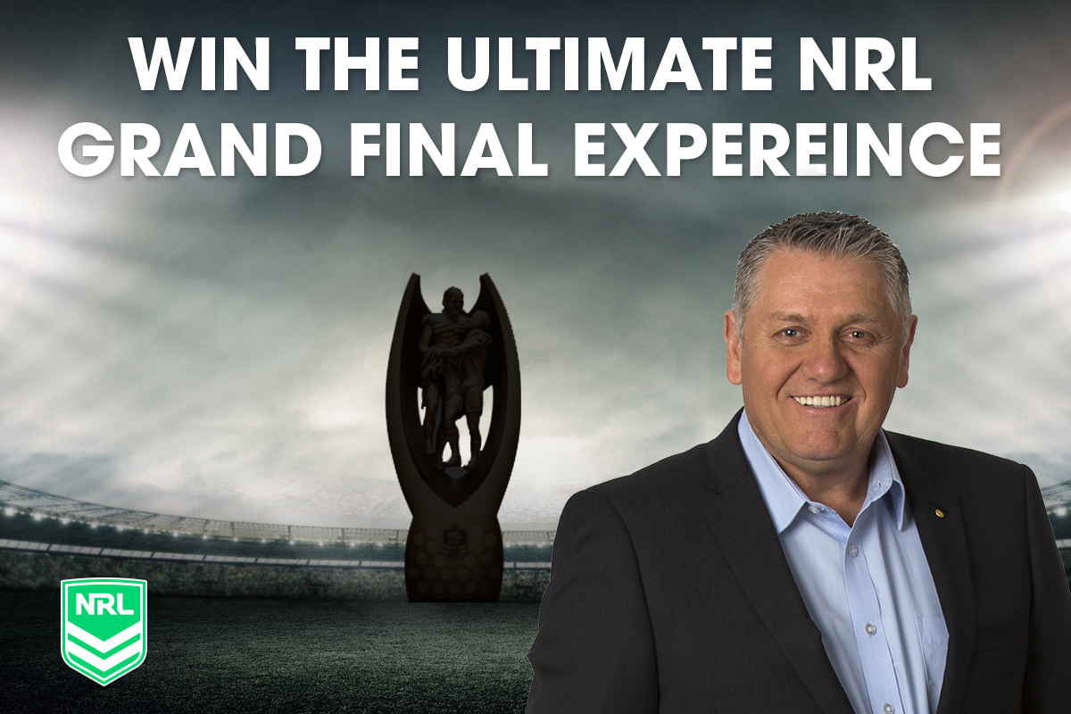 Win The Ultimate NRL Grand Final Experience!