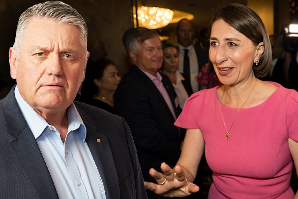 Article image for 'You lied Gladys!': Ray Hadley takes Premier Berejiklian to task