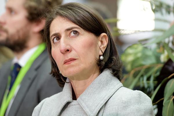 The Big Guns slam Gladys Berejiklian for 'abandoning ship'
