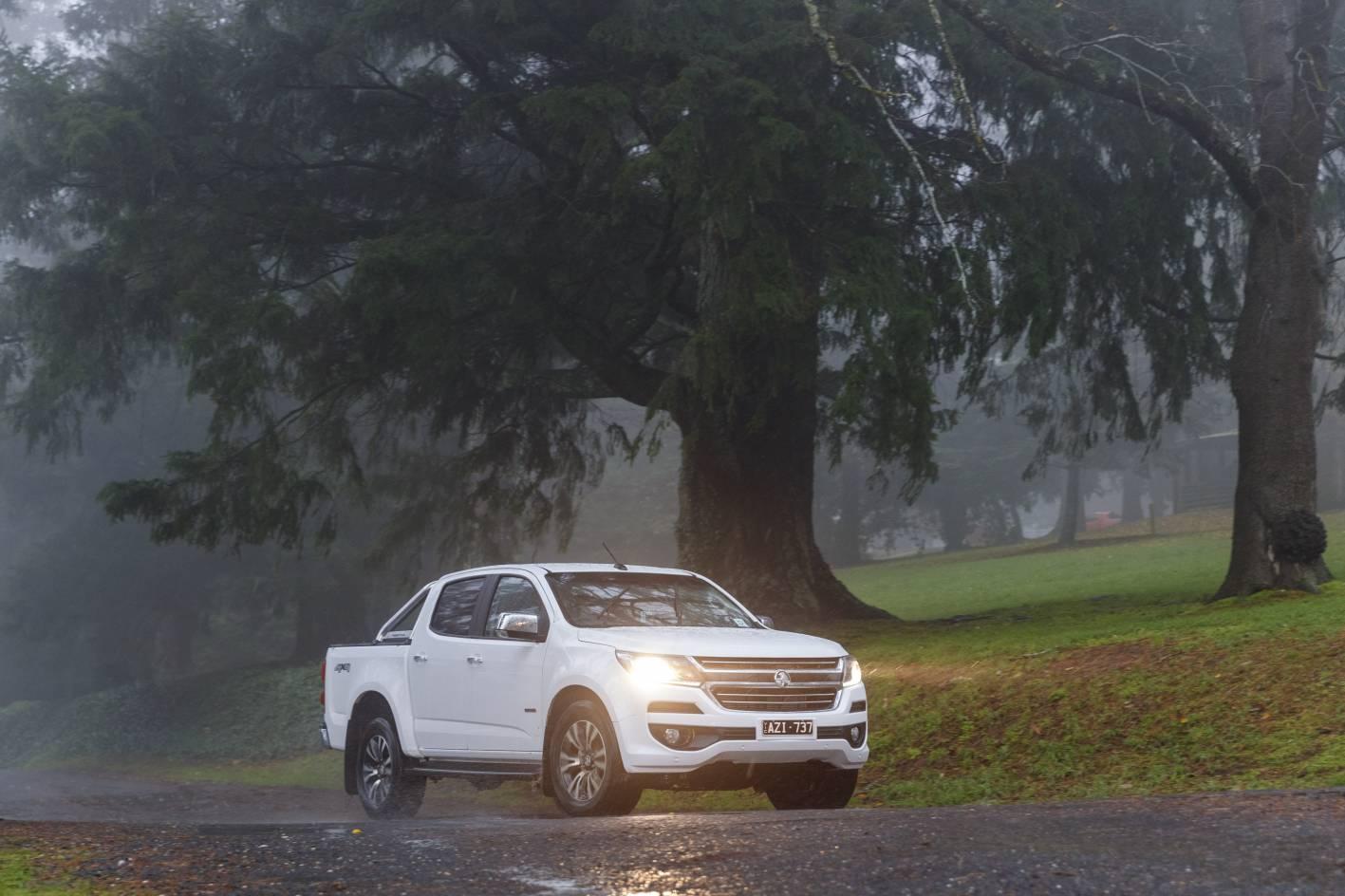 Local tune gives Holden's latest Colorado ute range  a big boost.