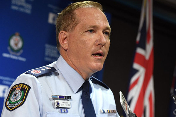 Article image for 'Just rubbish': Police Commissioner slams reports of a dramatic rise in strip searches