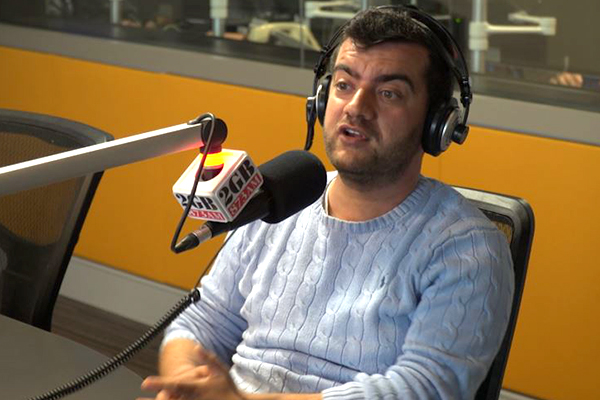 Article image for 'Put up or shut up': Sam Dastyari wants Australians 'to foot the bill' to help Victoria