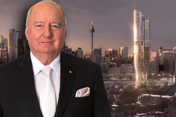 Article image for 'Gladys, where the hell are you?': Alan Jones slams latest botched project