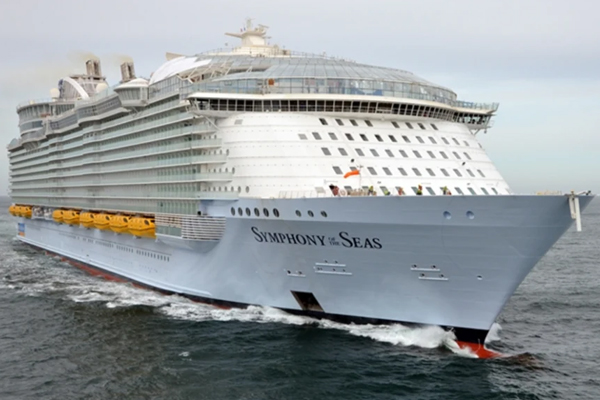 Article image for Australian man dead after falling overboard from cruise ship