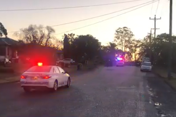 Article image for Man shot dead by police after nine-hour siege at Taree