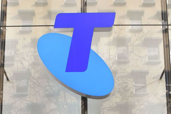Article image for Telstra profits drop 40 per cent