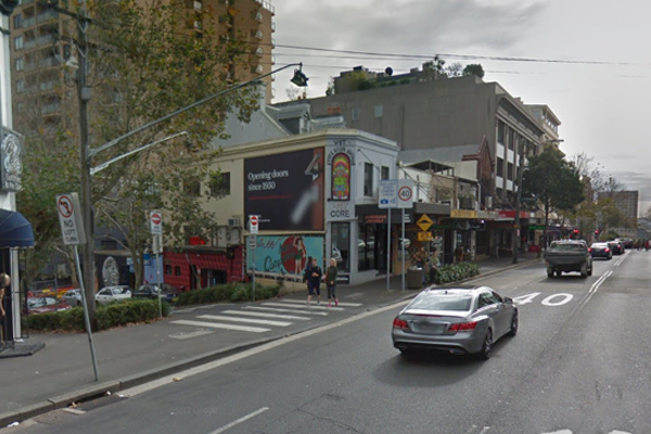 Article image for Surry Hills mugger picks the wrong victim!