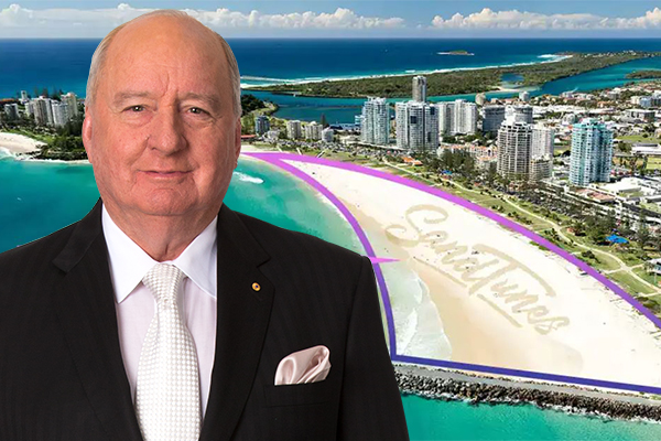 Alan Jones wins a major victory for the Gold Coast