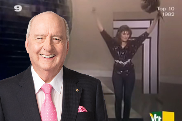 Alan Jones reveals the story behind his famous theme song