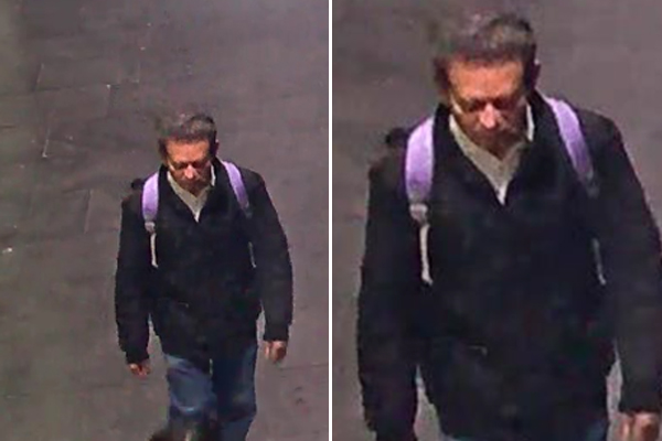 Article image for Police hunt man accused of groping young boy in Sydney's CBD