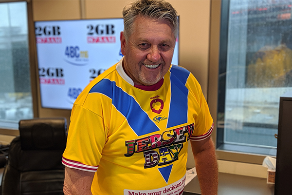 Article image for Jersey Day: Get involved to support organ donation
