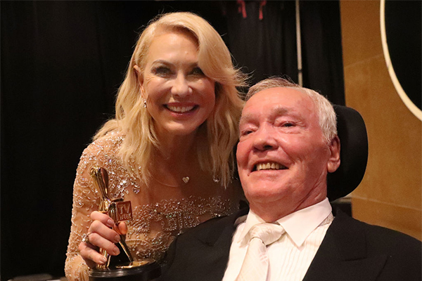 Kerri-Anne Kennerley wants to sue the government over NDIS
