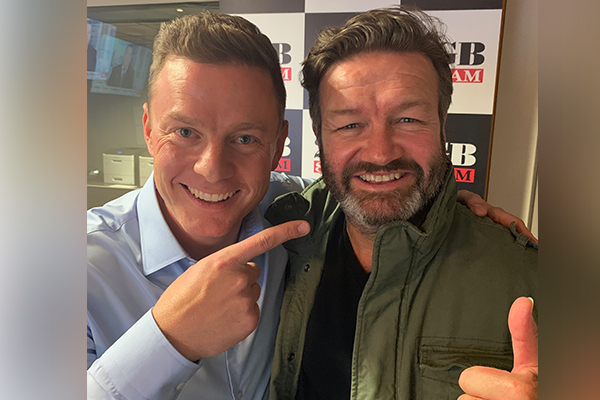 Lawrence Mooney treats us to his incredible Malcolm Turnbull impression