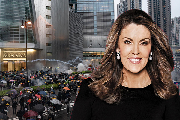 Article image for 'We're all scared of China': Australia should stand up for Hong Kong, says Peta Credlin