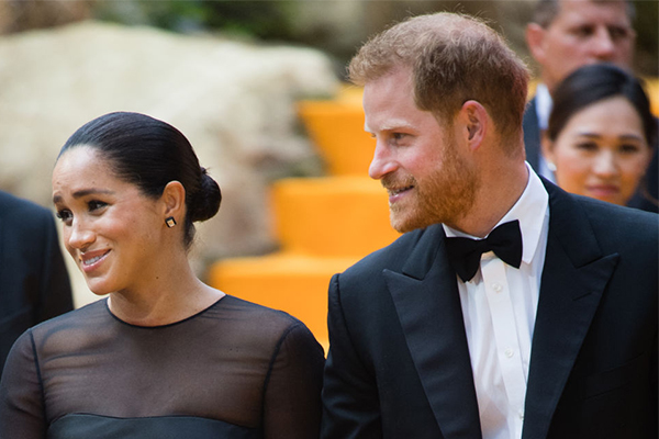 'The rich and the ridiculous': Prince Harry and Meghan Markle under fire