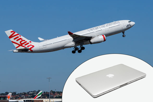 Australian airline bans all Apple laptops amid global fire risk
