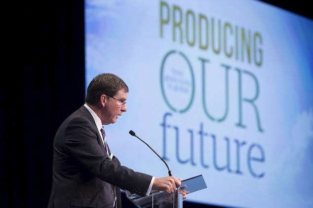 """""""We're in a wretched drought now"""" 