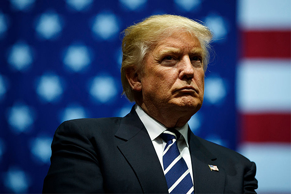 'An honour': Paul Murray shrugs off criticism of Donald Trump interview