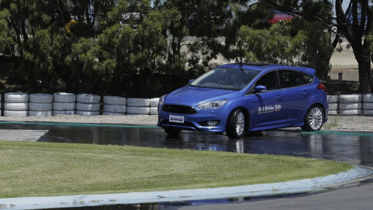 Ford Driving Skills for Life program - 2