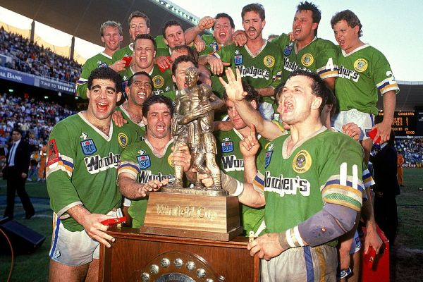 Article image for Ricky Stuart relives the EPIC 1989 Grand Final on the 30th anniversary