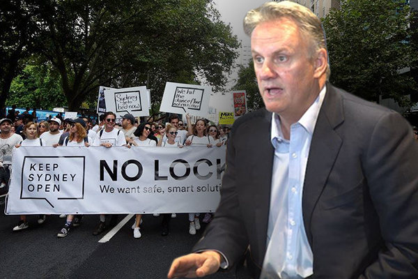 Article image for Mark Latham 'shocked' by Premier's 'disrespectful' captain's call