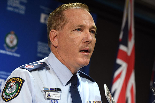 Article image for EXCLUSIVE   Police Commissioner takes control of cruise ship quarantine