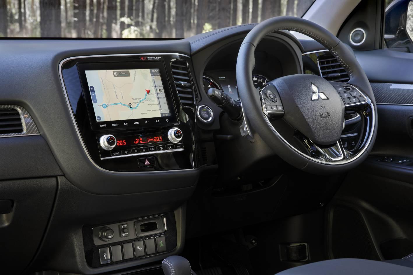 Mitsubishi Outlander 2020 -3