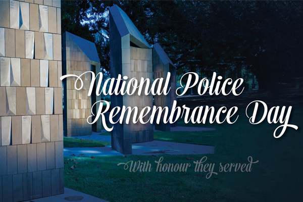 Article image for 'Extraordinary people': Thousands pause for National Police Remembrance Day