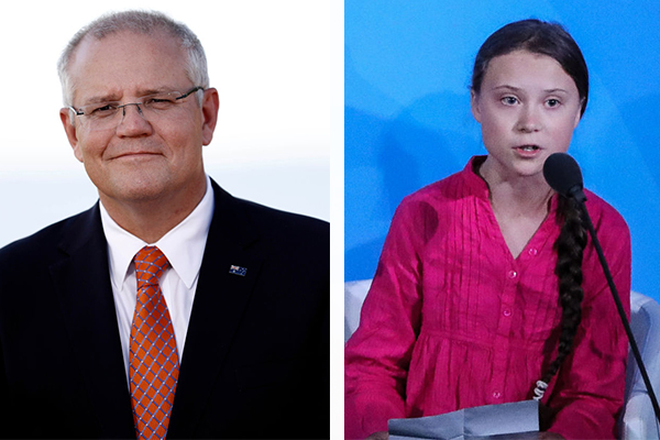 Mark Latham defends PM's absence from climate summit