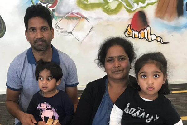 Article image for Anthony Albanese slams 'un-Australian' decision to deport Sri Lankan family