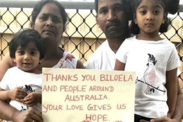 Article image for 'Disgusting and disgraceful': Alan Jones calls for PM to stop deportation of Sri Lankan family