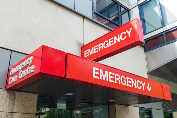 Article image for Health system in 'crisis' as emergency wait times increase